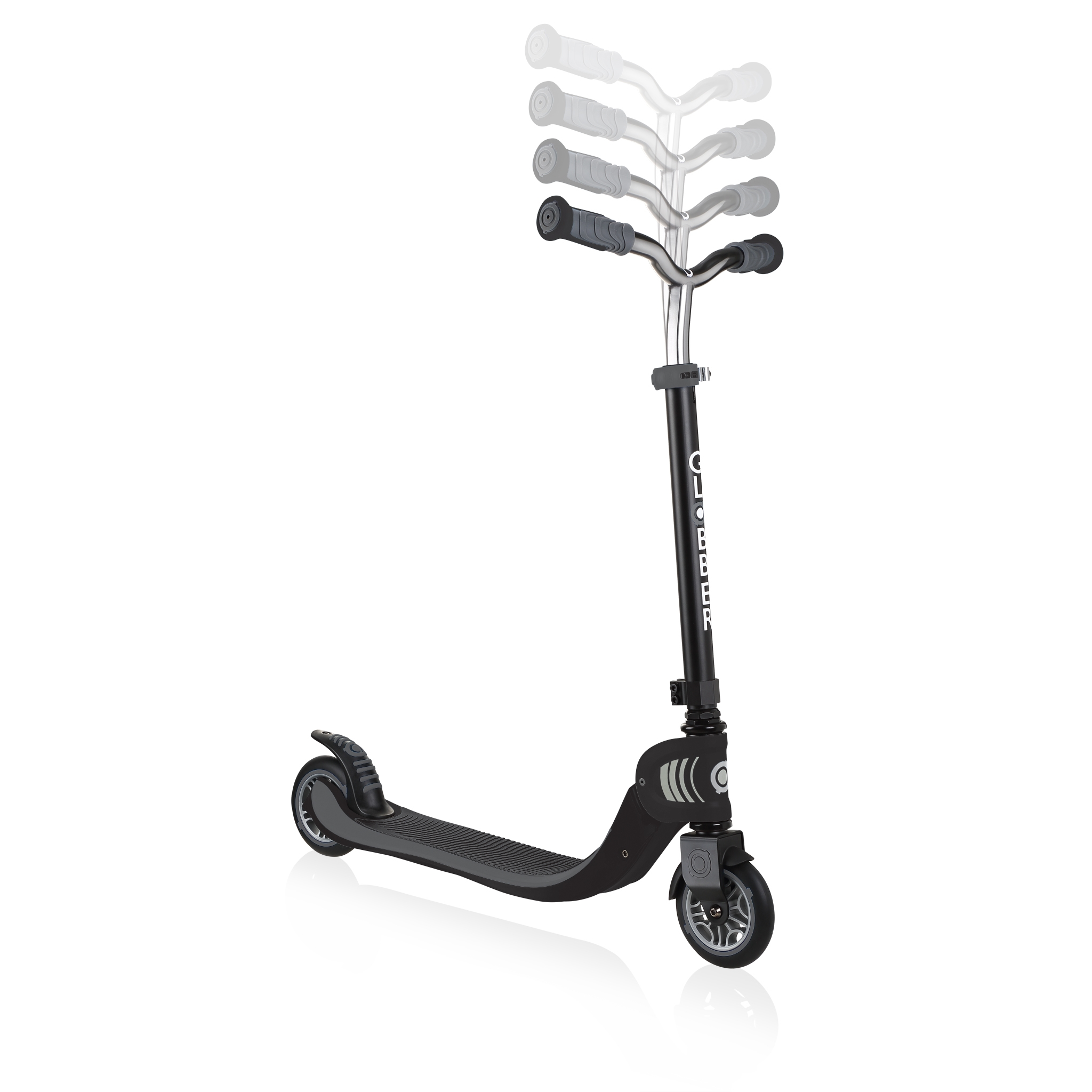 FLOW-FOLDABLE-125-2-wheel-scooter-for-kids-with-adjustable-t-bar-black
