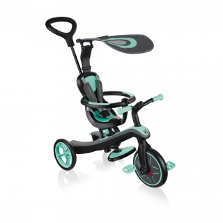 Globber-EXPLORER-TRIKE-4in1-all-in-one-baby-tricycle-and-kids-balance-bike-stage1-infant-trike_mint