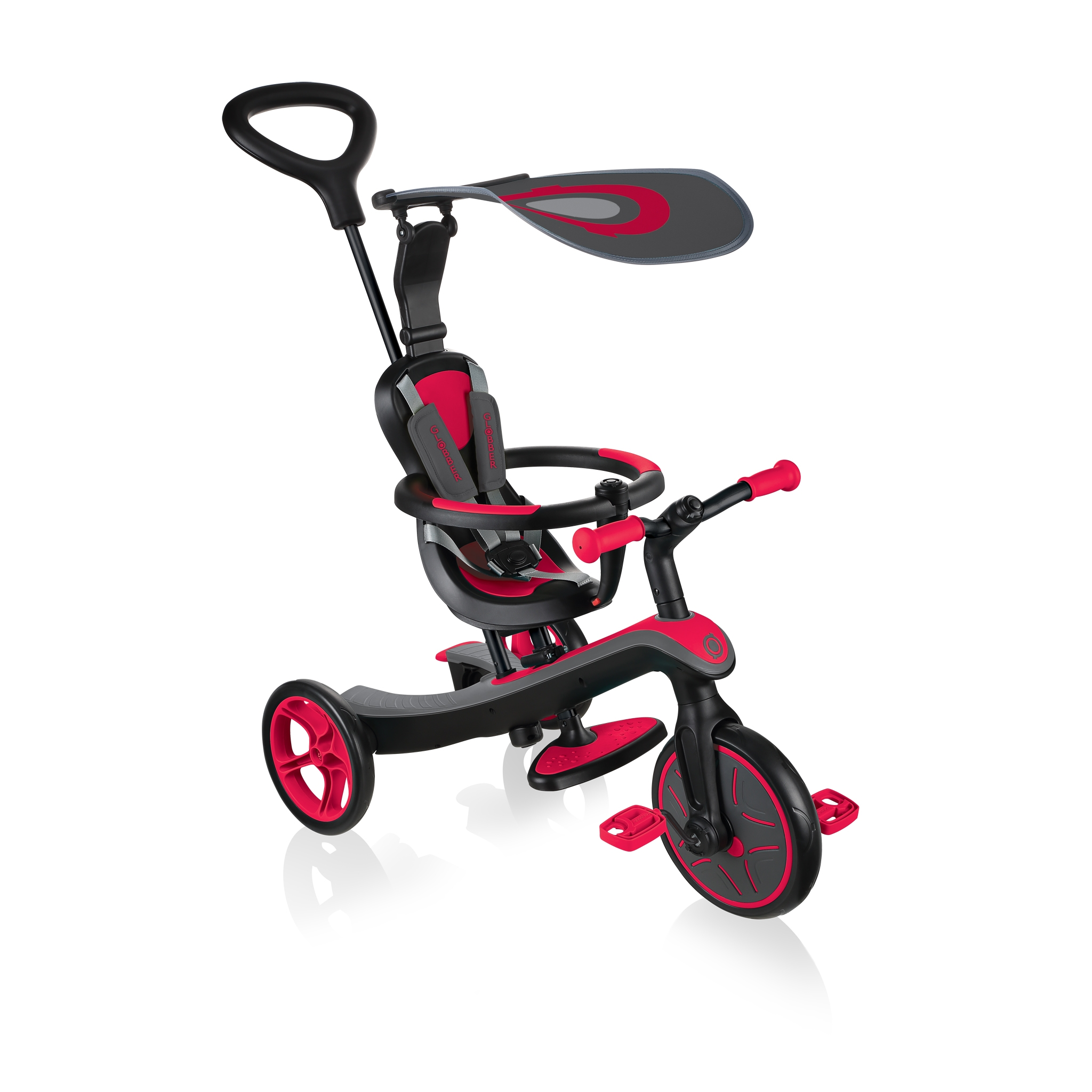 Globber-EXPLORER-TRIKE-4in1-all-in-one-baby-tricycle-and-kids-balance-bike-stage1-infant-trike_new-red