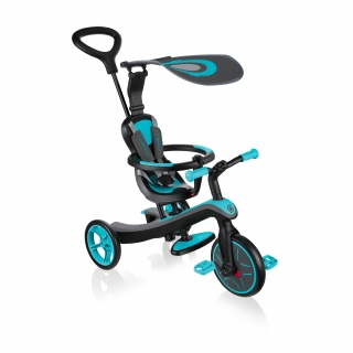 Globber-EXPLORER-TRIKE-4in1-all-in-one-baby-tricycle-and-kids-balance-bike-stage1-infant-trike_teal