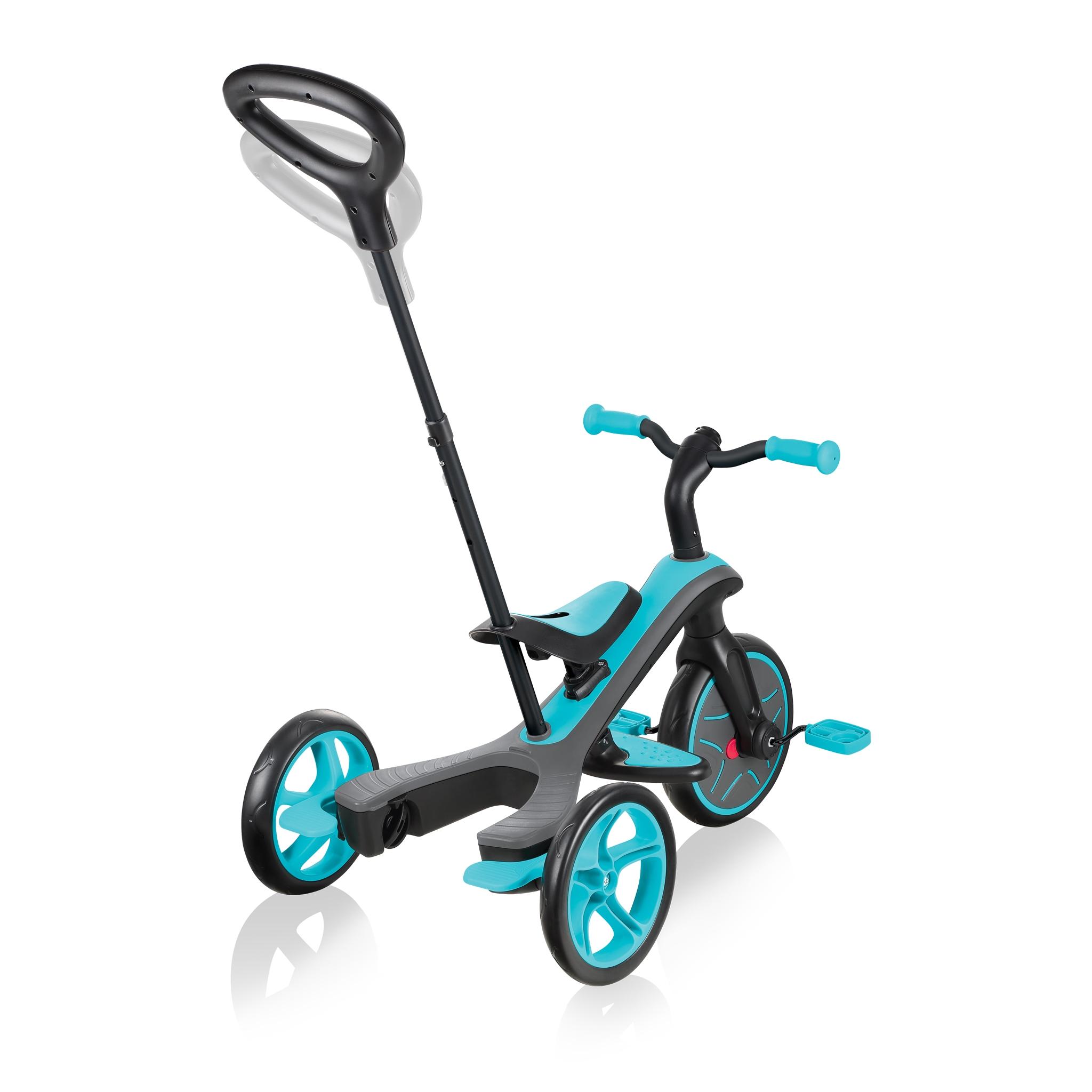 Globber-EXPLORER-TRIKE-4in1-all-in-one-baby-tricycle-and-kids-balance-bike-with-2-height-adjustable-parent-handle_teal