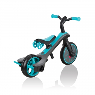 Globber-EXPLORER-TRIKE-4in1-all-in-one-baby-tricycle-and-kids-balance-bike-with-smart-pedal-storage_teal