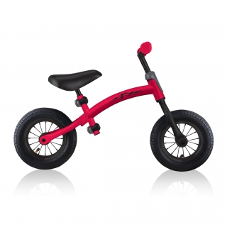 GO-BIKE-AIR-toddler-balance-bike-with-robust-steel-frame-and-shock-absorbing-rubber-tyres_red thumbnail 5