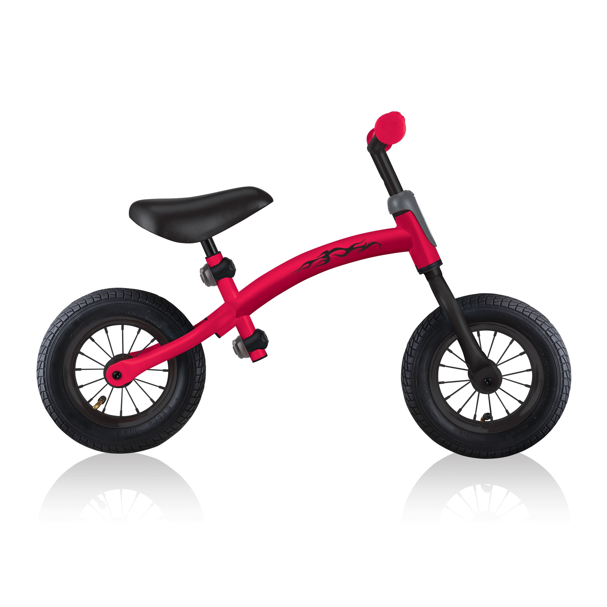 GO-BIKE-AIR-toddler-balance-bike-with-robust-steel-frame-and-shock-absorbing-rubber-tyres_red 5