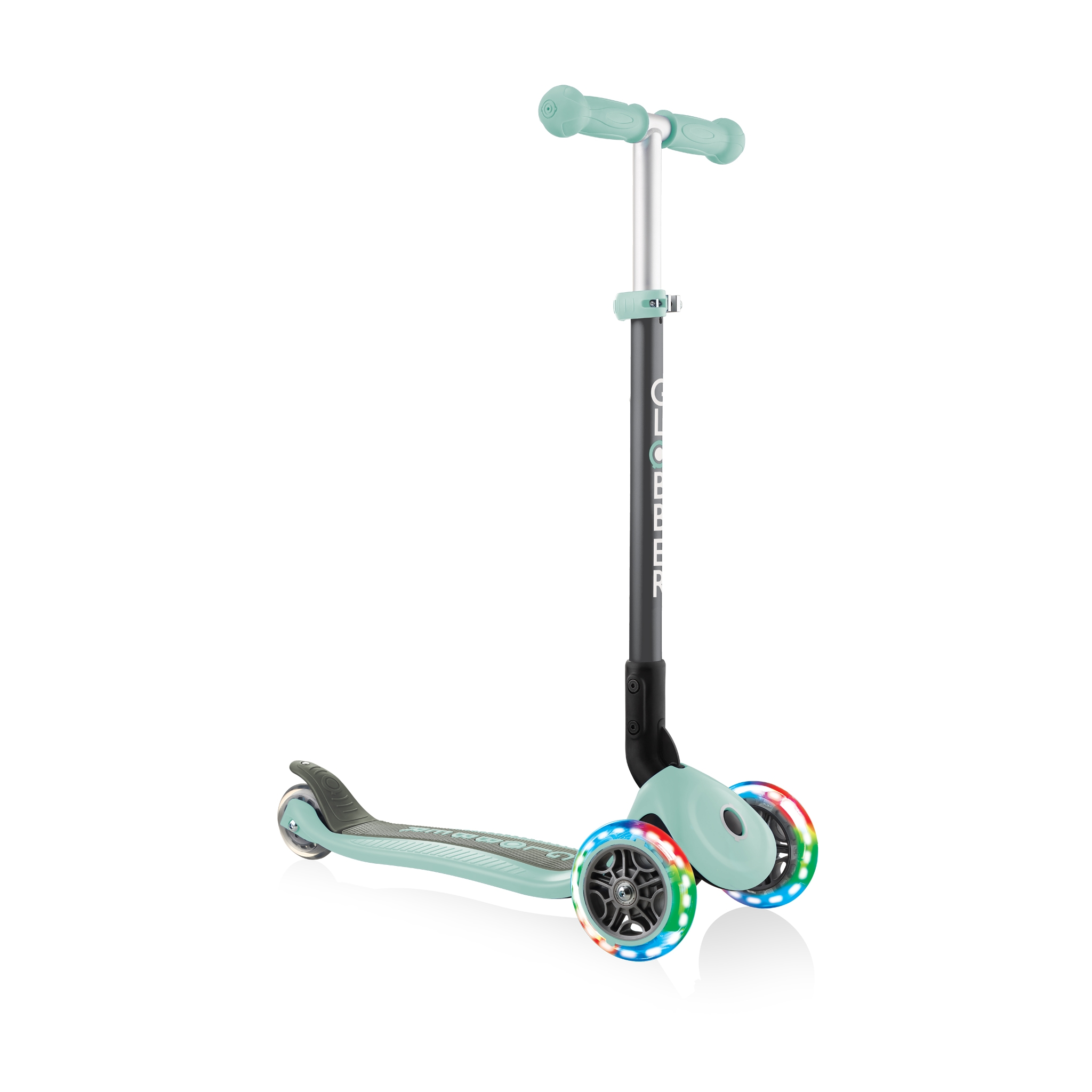 PRIMO-FOLDABLE-LIGHTS-3-wheel-foldable-scooter-light-up-scooter-for-kids 4