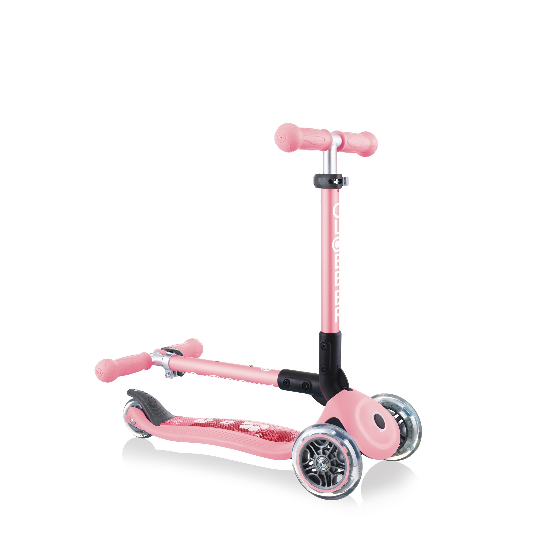 Foldable-3-wheel-scooter-for-toddlers-Globber-JUNIOR-FOLDABLE-FANTASY 3