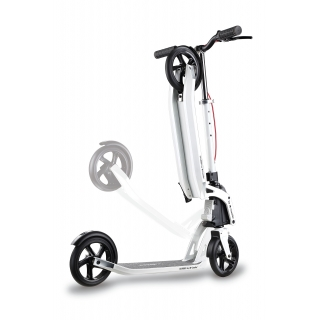 foldable scooter for adults with handbrake - Globber ONE K ACTIVE BR