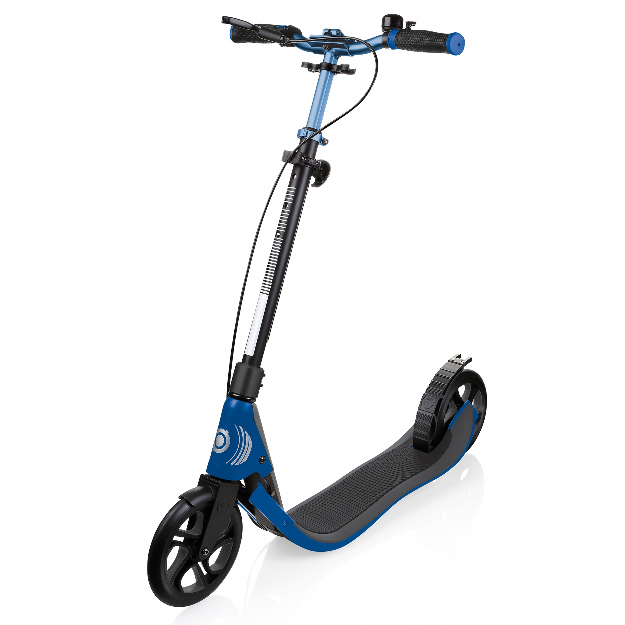 foldable scooter for adults with handbrake - Globber ONE NL 205 DELUXE